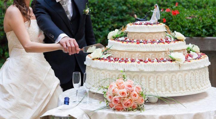 Где и как заказать свадебные торты?